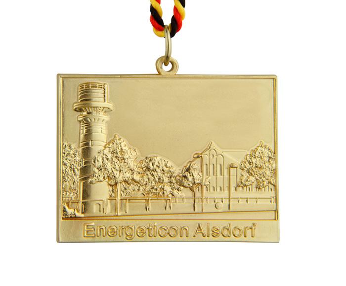 Medaille Marathon Laufen