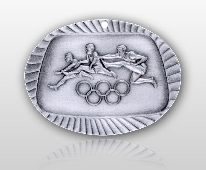Medaille Hürdenlauf
