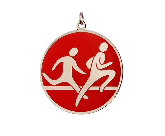 Medaille Teilnehmer