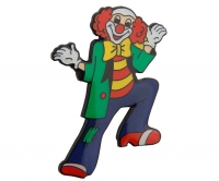 Pin Clown