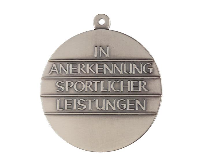 Sportmedaillen Anerkennung